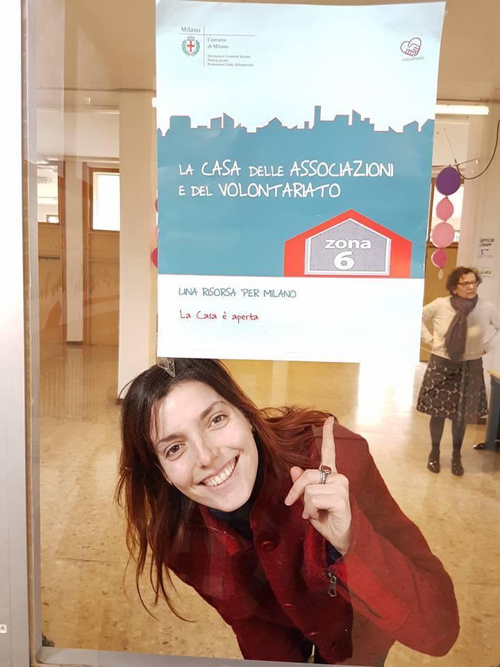 Tour fra le case del volontariato