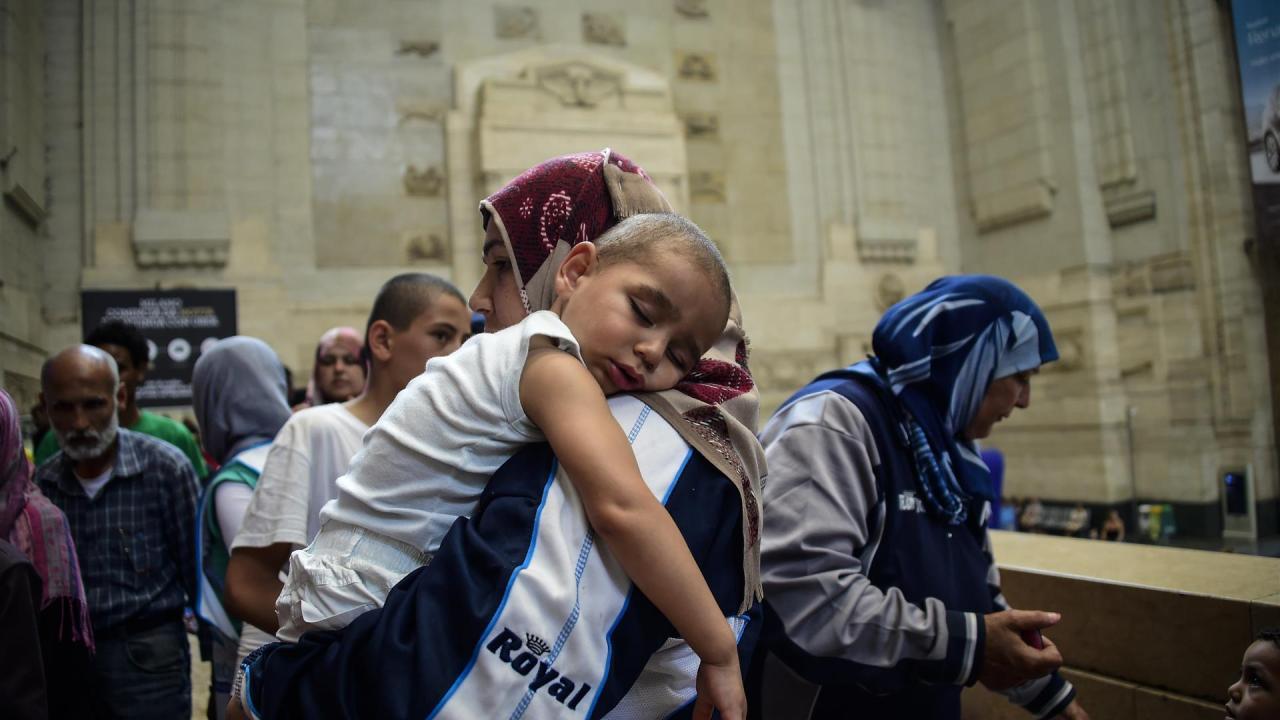 Il Comune di Milano aderisce al bando SPRAR per l'accoglienza di 150 minori stranieri non accompagnati